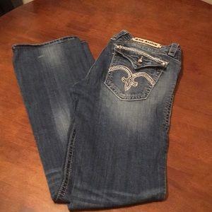 Rock Revival Jeans Sz 32